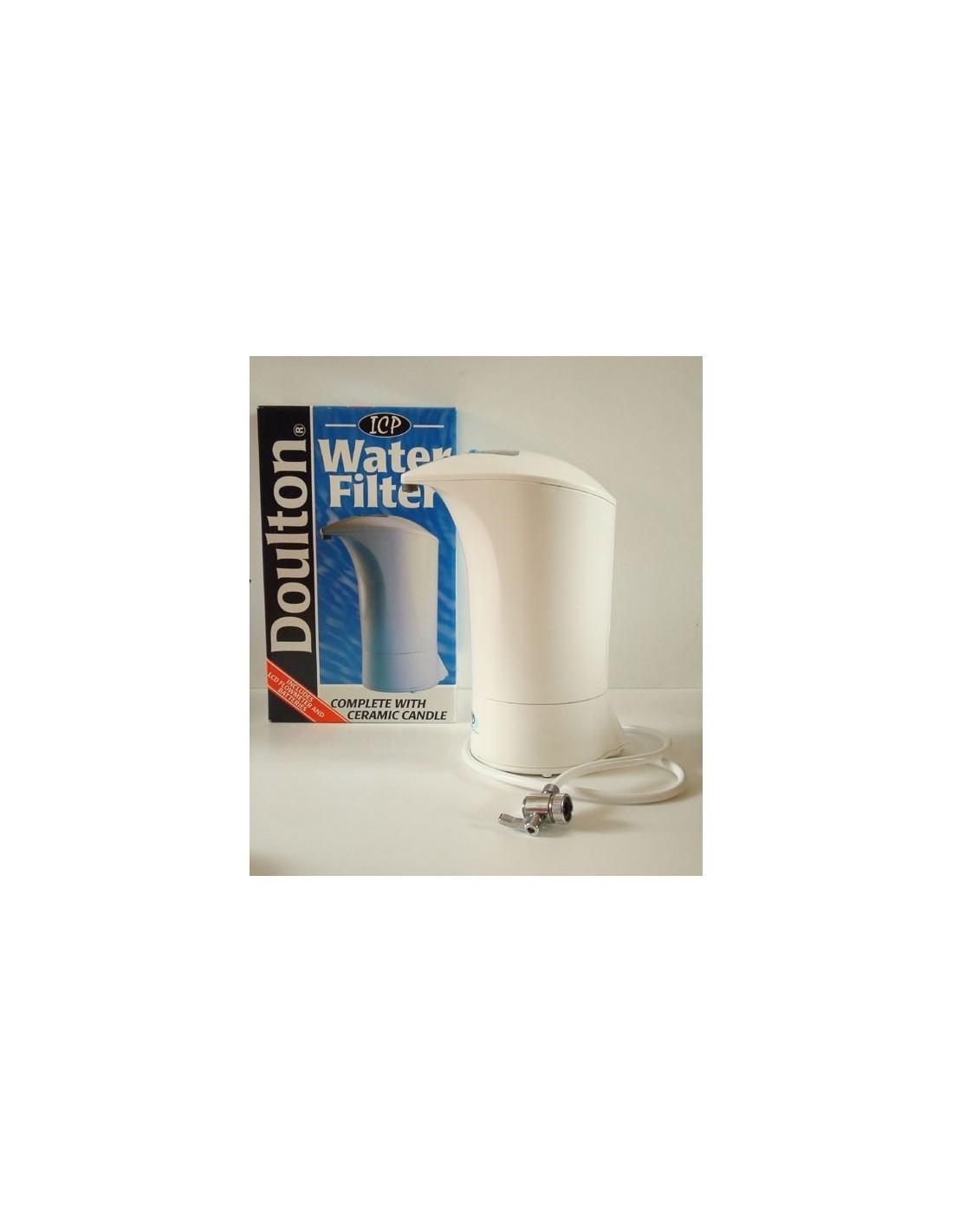 Doulton ICP Countertop Kitchen Water Filter