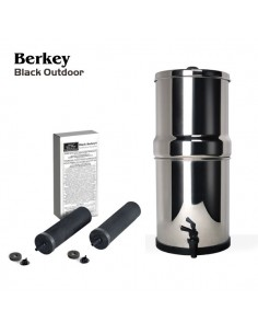 British Berkefeld HFK Emergency Water Filter
