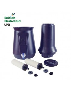 British Berkefeld LP2 Extreme Survival Outdoor Water Filter