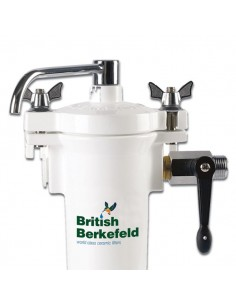 Water filter for Land Rover & Camper British Berkefeld HBA MKII