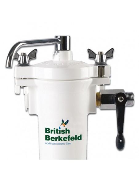 Water filter for Land Rover & Camper British Berkefeld HBA MKII