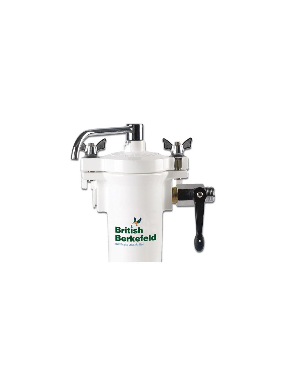 Water Filter For Land Rover Camper British Berkefeld Hba Mkii