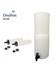 Doulton HCA2 lightweight gravity water filter
