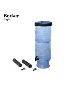 Light Berkey Drinking Water Filter