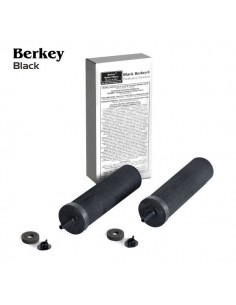 Black Berkey Filter Elements