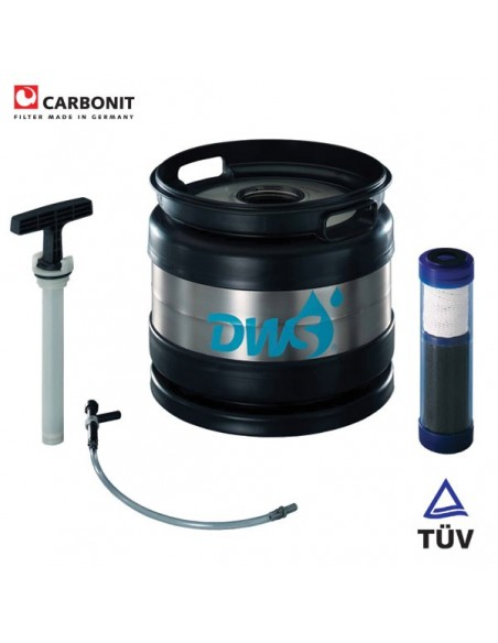 Carbonit DWS-30 Emergency water filter for larger groups